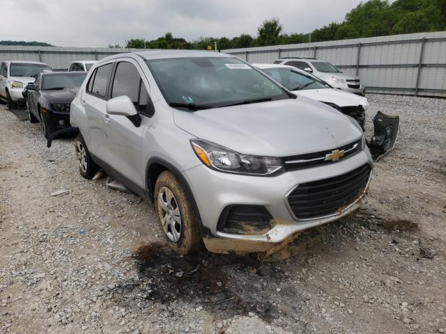 Salvage cars for sale from Copart Prairie Grove, AR: 2018 Chevrolet Trax 1LS A