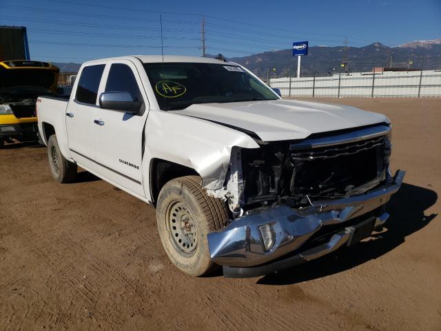 2016 Chevrolet Silverado en venta en Colorado Springs, CO