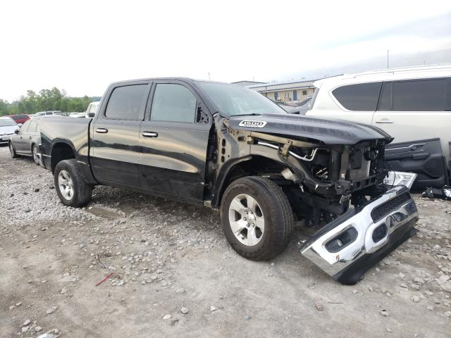 Salvage cars for sale from Copart Alorton, IL: 2019 Dodge RAM 1500 BIG H