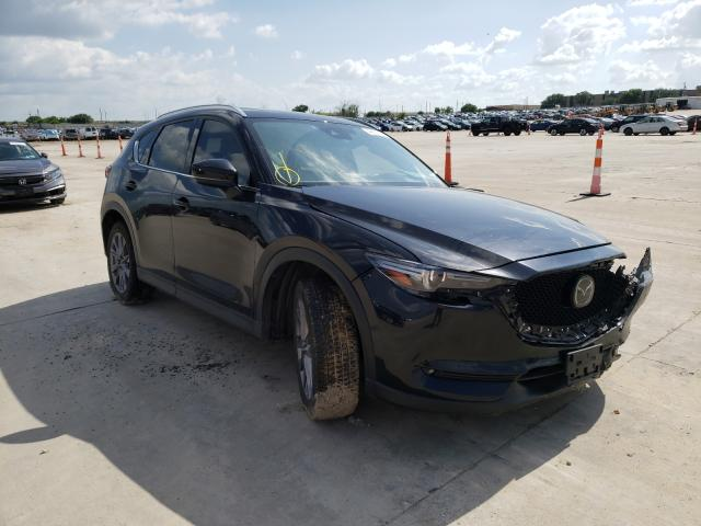 Vehiculos salvage en venta de Copart Grand Prairie, TX: 2019 Mazda CX-5 Grand Touring