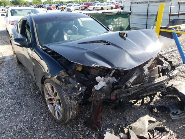 Salvage cars for sale at Prairie Grove, AR auction: 2015 Hyundai Genesis CO