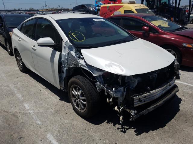 Carros híbridos a la venta en subasta: 2019 Toyota Prius Prim