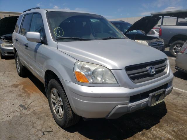 Honda Pilot salvage cars for sale: 2004 Honda Pilot