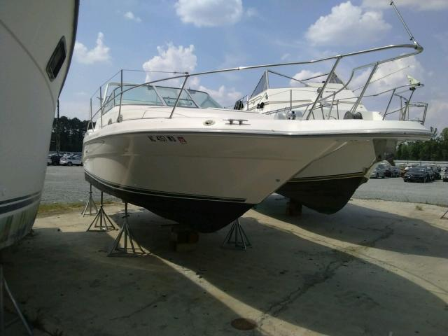 Salvage cars for sale from Copart Lumberton, NC: 1996 Sea Ray SUNDANC290