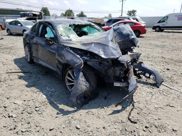 Salvage cars for sale from Copart Windsor, NJ: 2019 Volvo S60 T6 MOM