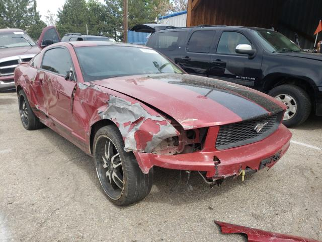 Salvage 2007 FORD MUSTANG - Small image. Lot 44584121