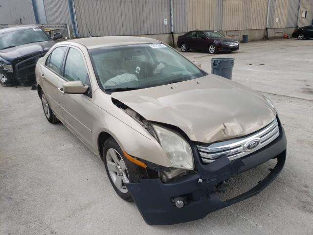 Ford Fusion salvage cars for sale: 2008 Ford Fusion