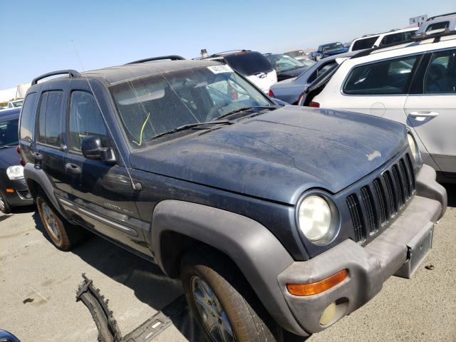 Jeep Liberty salvage cars for sale: 2002 Jeep Liberty