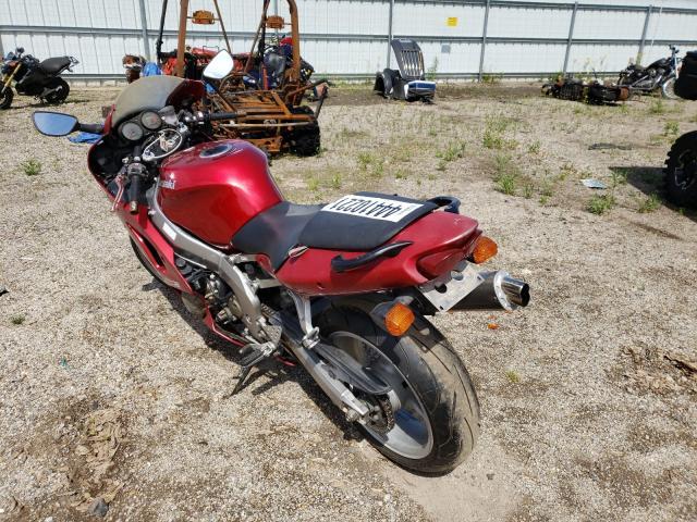 2007 KAWASAKI ZZR600 JKAZX4J187A066361