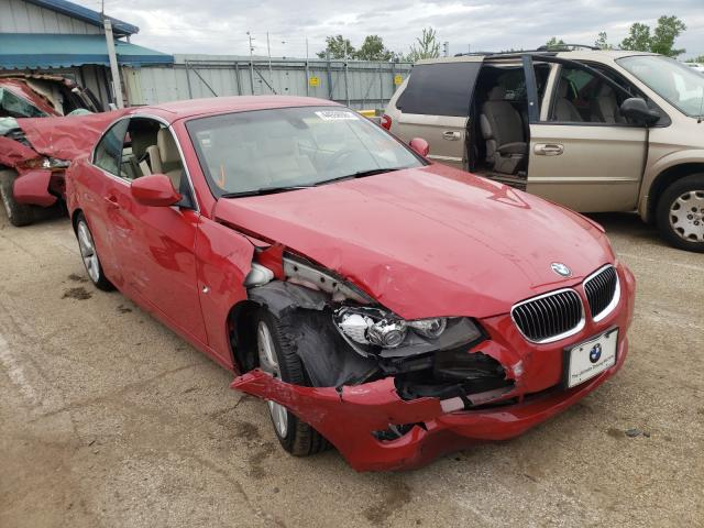 Salvage cars for sale from Copart Pekin, IL: 2012 BMW 328 I Sulev