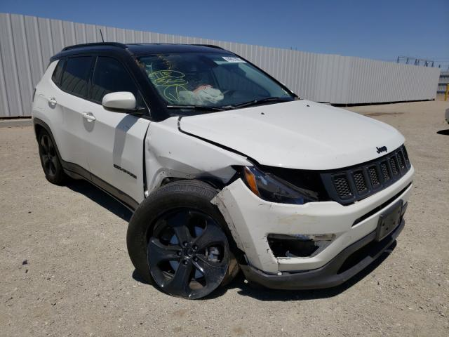 Salvage cars for sale from Copart Adelanto, CA: 2019 Jeep Compass LA