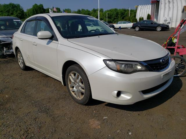 Salvage cars for sale at East Granby, CT auction: 2009 Subaru Impreza 2