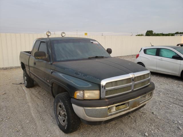 Carros sin daños a la venta en subasta: 2001 Dodge RAM 1500