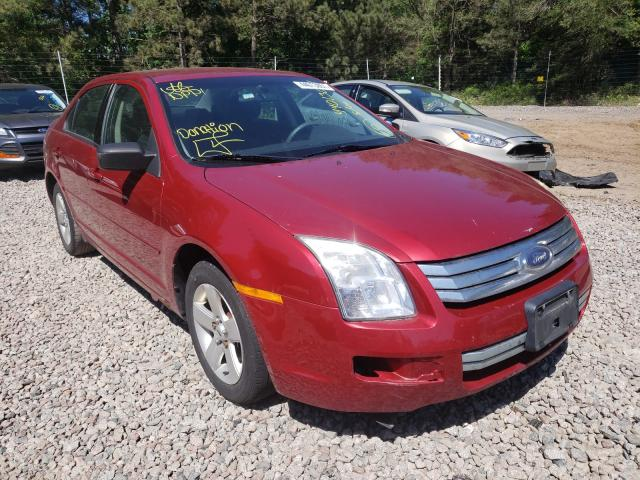 Used 2006 FORD FUSION - Small image. Lot 44013051
