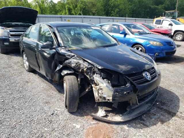 Salvage cars for sale from Copart York Haven, PA: 2008 Volkswagen Jetta SE