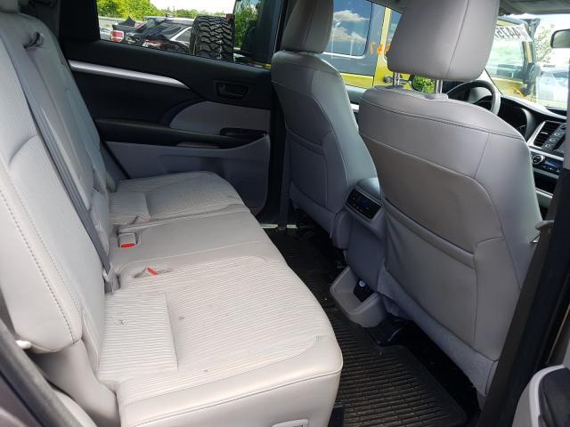 2015 Toyota Highlander 3.5L, VIN: 5TDZKRFH2FS120035, аукцион: COPART, номер лота: 44757971