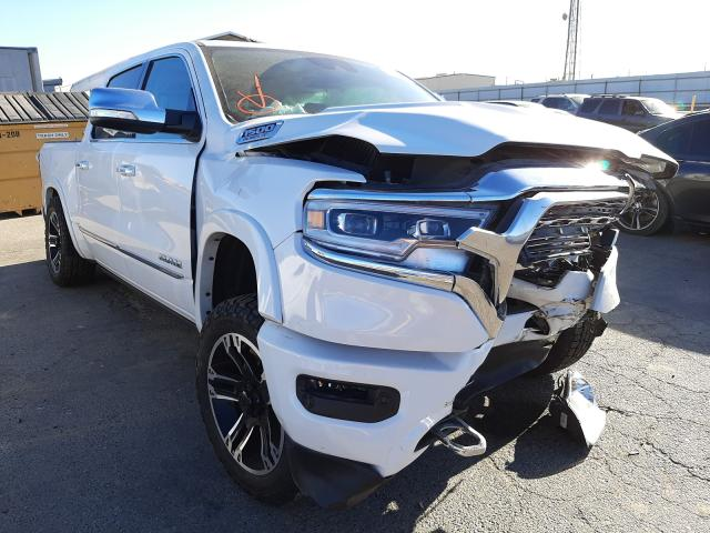 Salvage cars for sale from Copart Fresno, CA: 2020 Dodge RAM 1500 Limited
