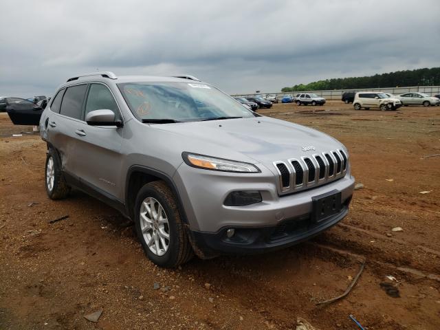 Vehiculos salvage en venta de Copart Longview, TX: 2015 Jeep Cherokee L