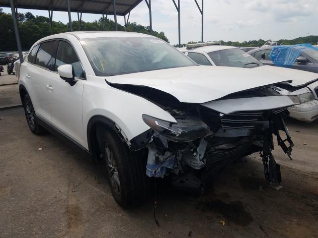 Vehiculos salvage en venta de Copart Austell, GA: 2016 Mazda CX-9 Touring