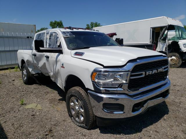 Salvage cars for sale from Copart Columbia Station, OH: 2020 Dodge RAM 3500 Trade