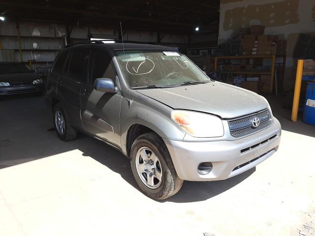 Toyota Rav4 salvage cars for sale: 2005 Toyota Rav4