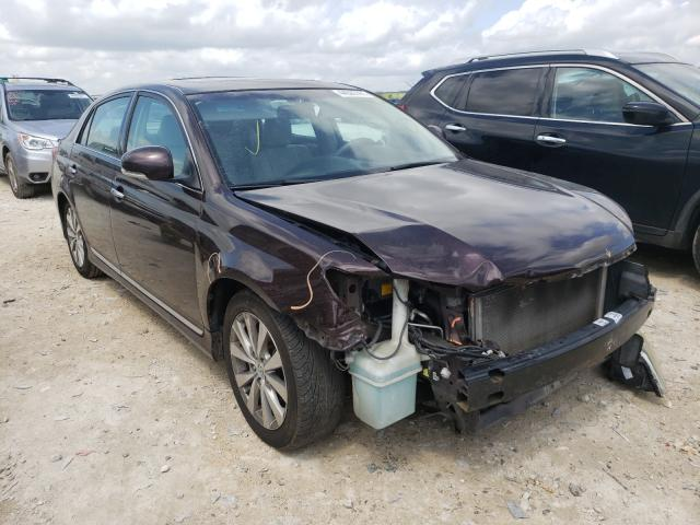 Salvage cars for sale from Copart New Braunfels, TX: 2011 Toyota Avalon Base