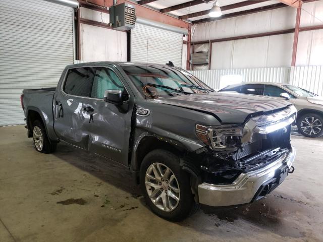 Salvage cars for sale from Copart Lufkin, TX: 2021 GMC Sierra K15