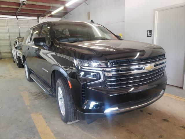 2021 Chevrolet Suburban C en venta en Mocksville, NC
