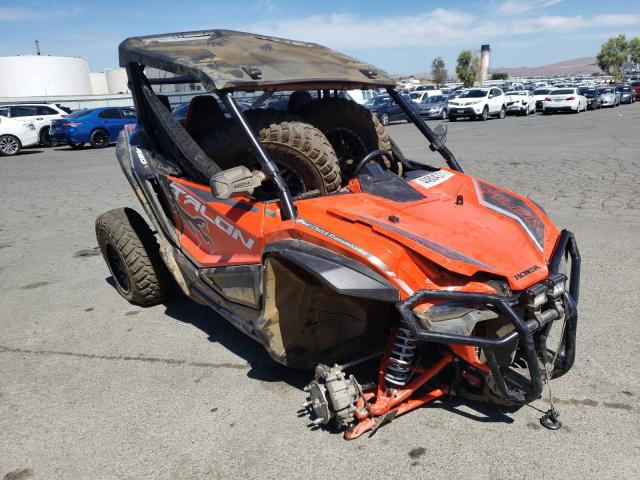 Salvage cars for sale from Copart Martinez, CA: 2021 Honda SXS1000 S2