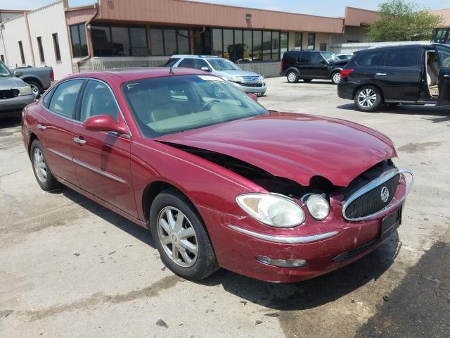 Salvage cars for sale from Copart Fort Wayne, IN: 2005 Buick Lacrosse C