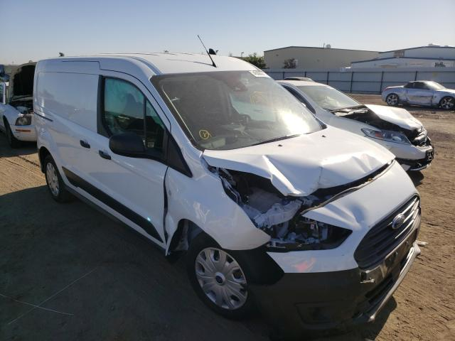 Salvage cars for sale from Copart Bakersfield, CA: 2021 Ford Transit