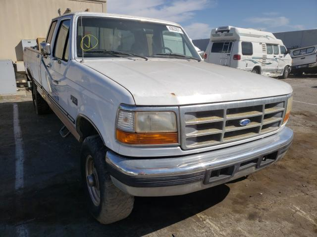 Salvage 1997 FORD F250 - Small image. Lot 43633571