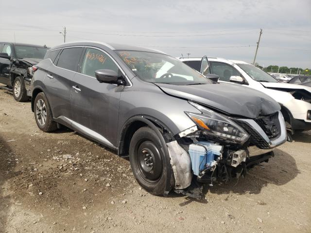 Salvage cars for sale from Copart Indianapolis, IN: 2018 Nissan Murano S