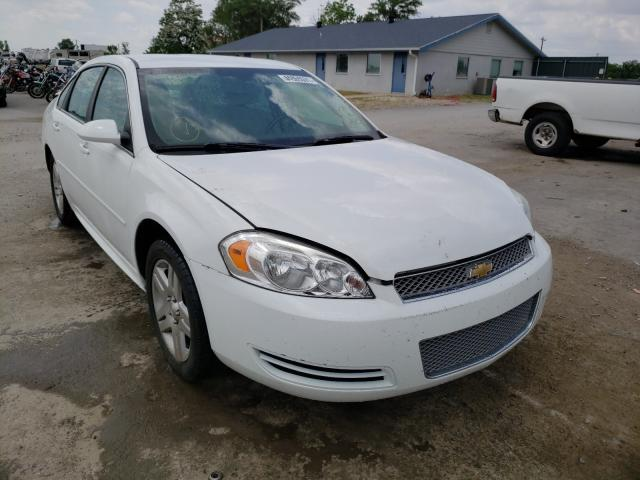 Salvage cars for sale from Copart Sikeston, MO: 2013 Chevrolet Impala LT