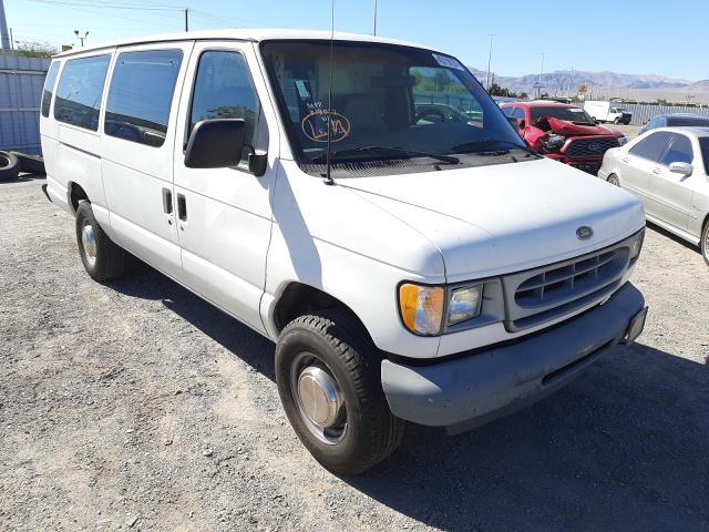 Vehiculos salvage en venta de Copart Las Vegas, NV: 2002 Ford Econoline