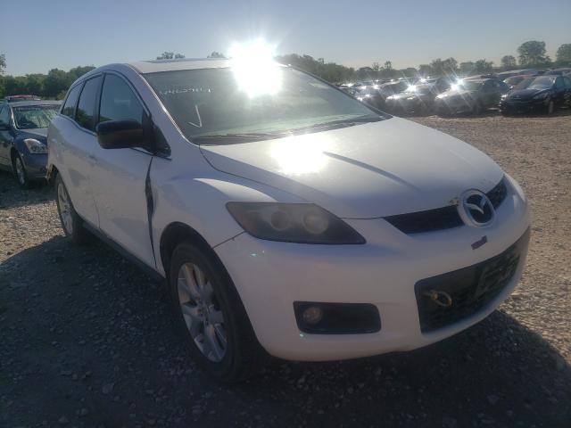 Vehiculos salvage en venta de Copart Des Moines, IA: 2007 Mazda CX-7