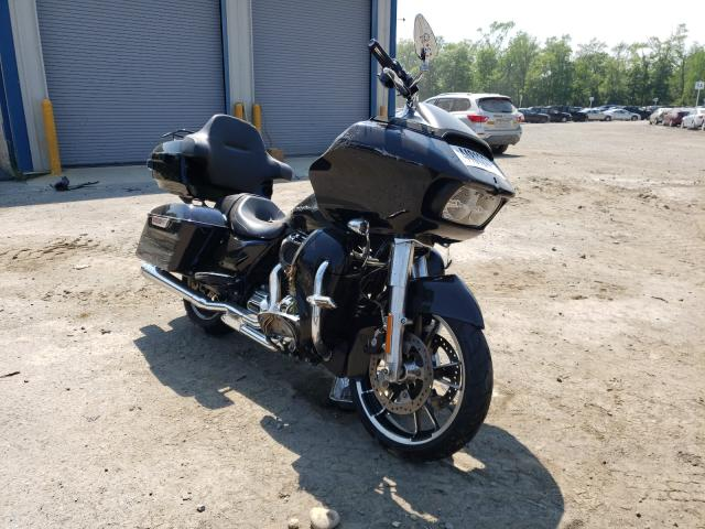 Salvage cars for sale from Copart Waldorf, MD: 2020 Harley-Davidson Fltrx