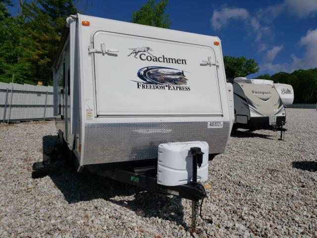 Coachmen Freedom salvage cars for sale: 2014 Coachmen Freedom
