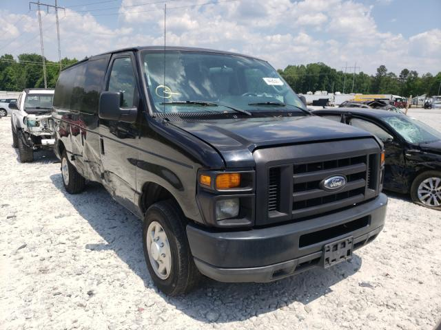 Salvage cars for sale from Copart Loganville, GA: 2011 Ford Econoline