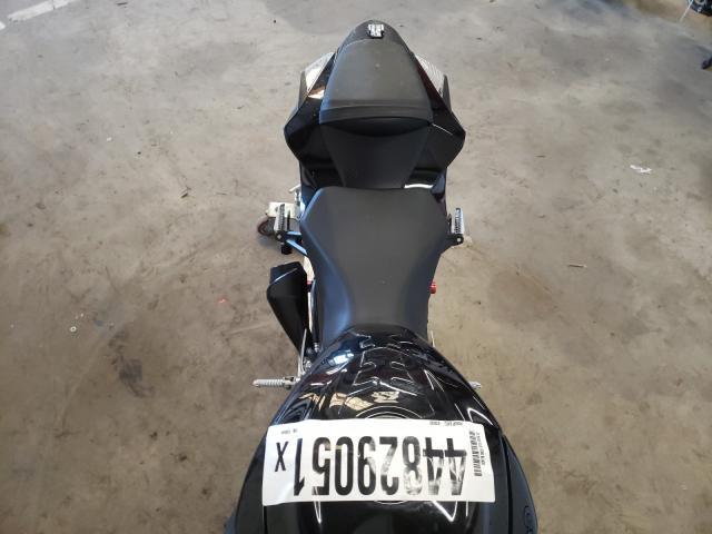 2012 SUZUKI GSX-R600 JS1GN7FA3C2100444