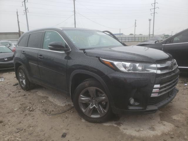2018 Toyota Highlander for sale in Columbus, OH