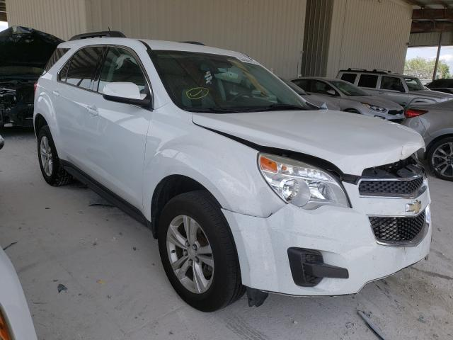 Salvage cars for sale from Copart Homestead, FL: 2014 Chevrolet Equinox LT