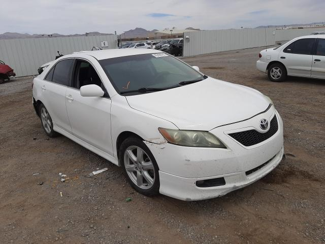 Salvage cars for sale at Las Vegas, NV auction: 2009 Toyota Camry Base