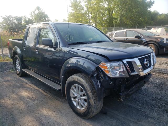 Salvage cars for sale from Copart Marlboro, NY: 2019 Nissan Frontier S