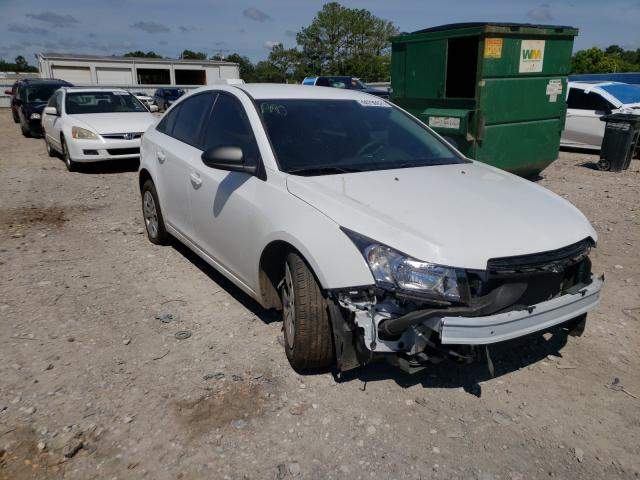 Salvage cars for sale from Copart Florence, MS: 2015 Chevrolet Cruze LS