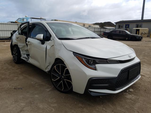Vehiculos salvage en venta de Copart Kapolei, HI: 2020 Toyota Corolla XS