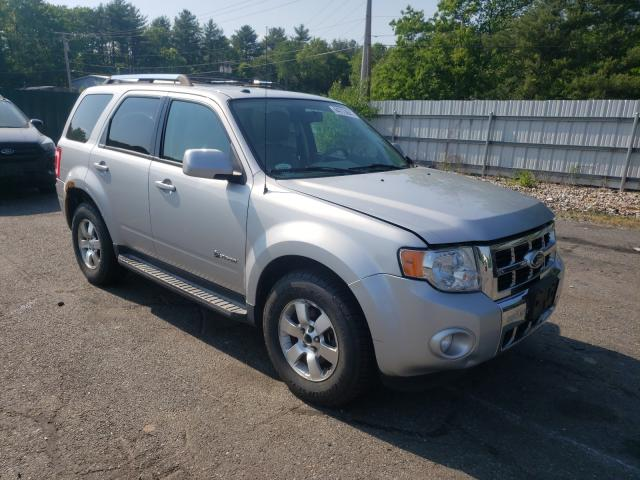 Salvage cars for sale from Copart Exeter, RI: 2009 Ford Escape Hybrid
