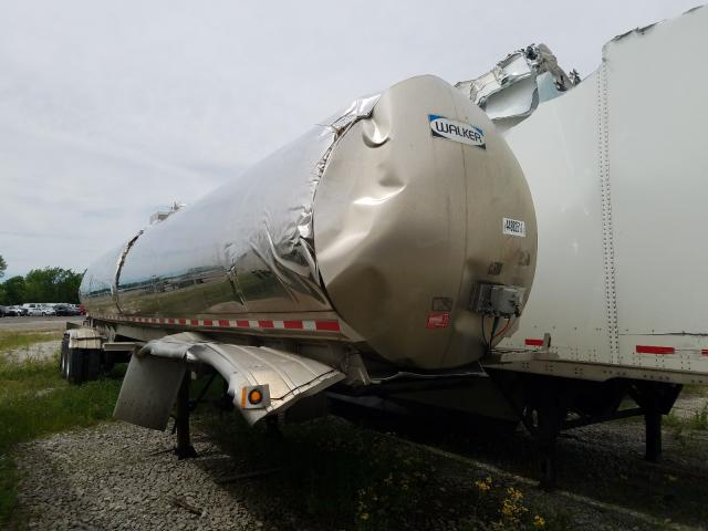 Salvage cars for sale from Copart Cicero, IN: 2014 Walker Tanker