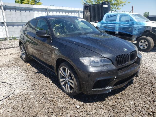 Salvage cars for sale from Copart Ontario Auction, ON: 2011 BMW X6 M