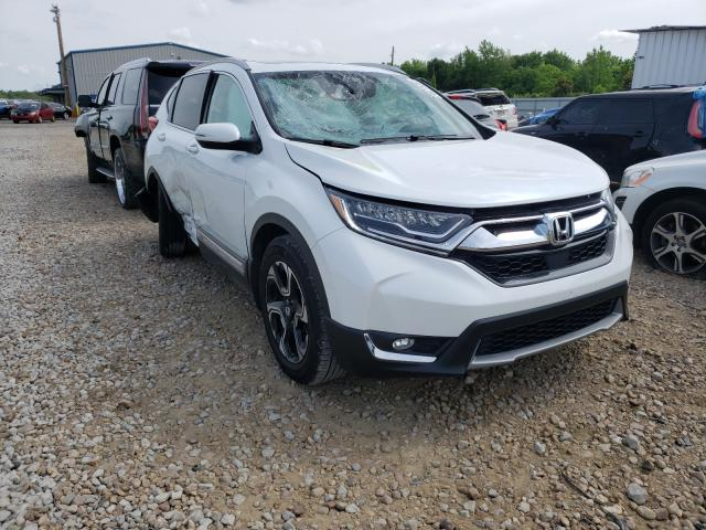 2019 Honda CR-V Touring en venta en Memphis, TN